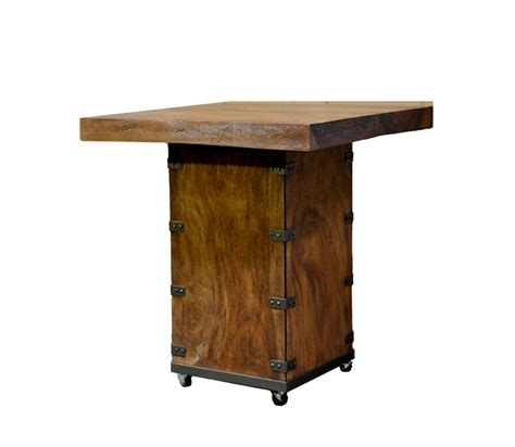 Square Bar Table Fong Brothers Co Fb 5964 1 Square Bar Table