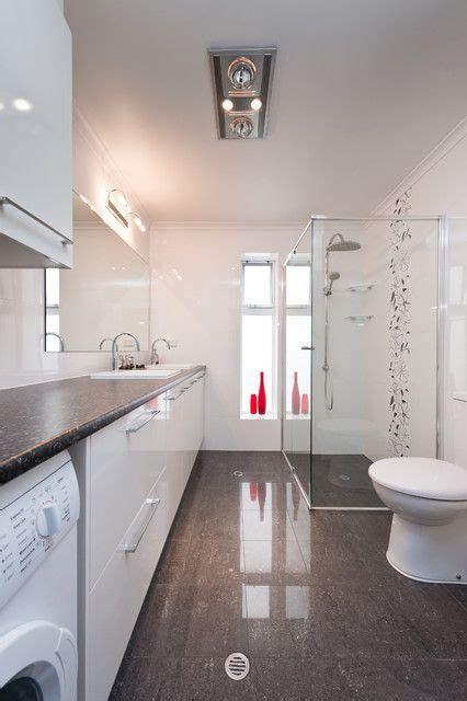 ideas  laundry bathroom combo  pinterest