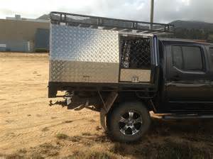 Ute Cage Canopy by Build Truck Dog Boxes Search Results Million Gallery