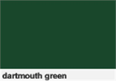 dartmouth colors our color card
