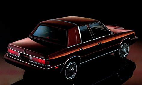 84 Chrysler Lebaron by Chrysler Lebaron Specs 1982 1983 1984 1985 1986