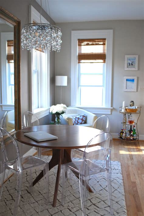 eclectic dining room chairs glorious louis ghost chair knock off decorating ideas