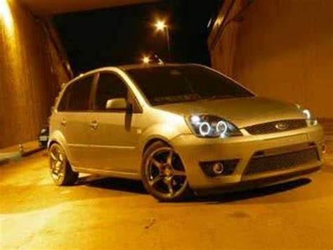 ford fiesta st tdci evolution  youtube