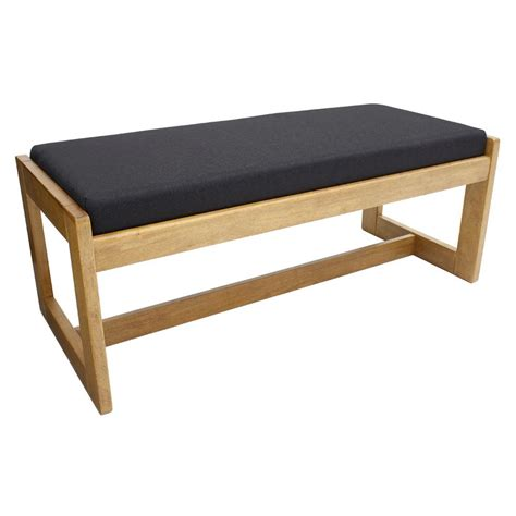 oak bedroom bench home decorators collection derby dark oak bench cm bn6681