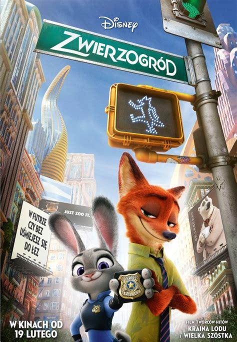 film terbaru zootopia zwierzogr 243 d 2016 filmweb