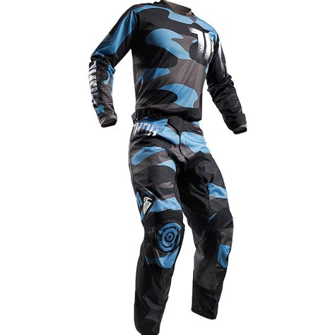 camo motocross gear thor 2018 mx gear pulse covert midnight blue camo dirt