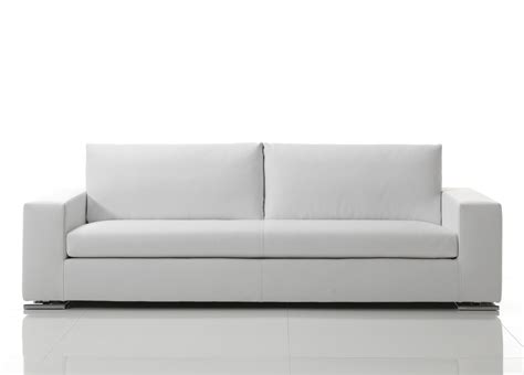 White Modern Leather Sofa Modern Leather Sofa Vs Fabric White Leather Modern Sofa