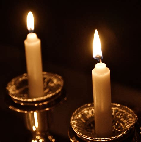 what is candle lighting today shabbat candle lighting decoratingspecial com