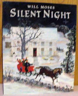 silent book report books
