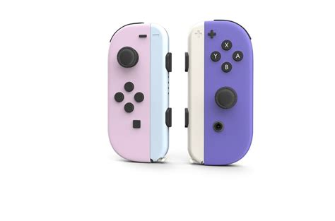 color switcher every color nintendo switch con controller plus some