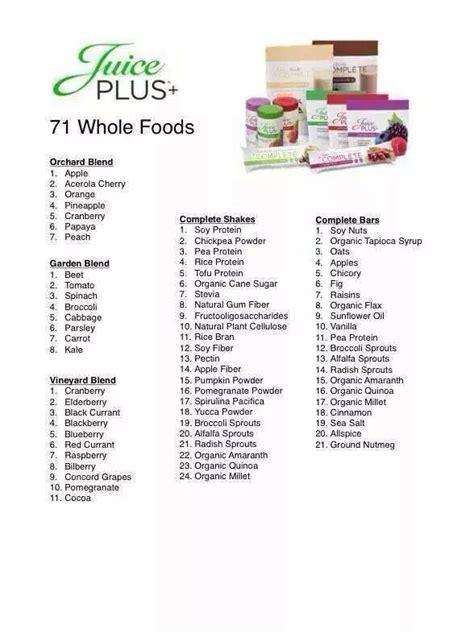 Juice Plus Detox Diet Plan Recipes by 152 Best Images About Juice Plus Quotes On