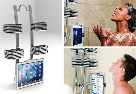 bathroom tablet stand what s your opinion on people who use laptops in the