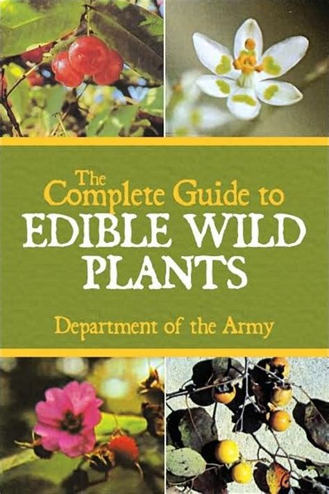 handbook of edible weeds herbal reference library books foraging edible plants mushrooms