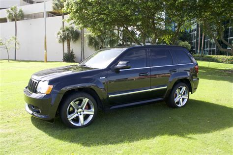 2008 Jeep Srt 2008 Jeep Grand Pictures Cargurus