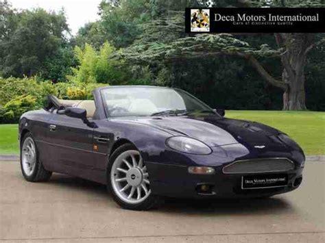 aston db7 for sale aston martin db7 3 2 auto volante car for sale