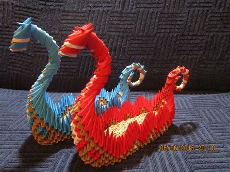 Origami Viking Ship - 17 best images about 3d origami on quilling