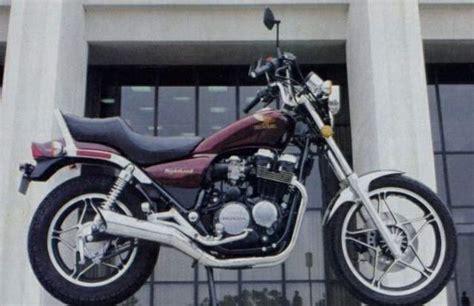 1983 honda nighthawk 550 honda cb550sc nighthawk