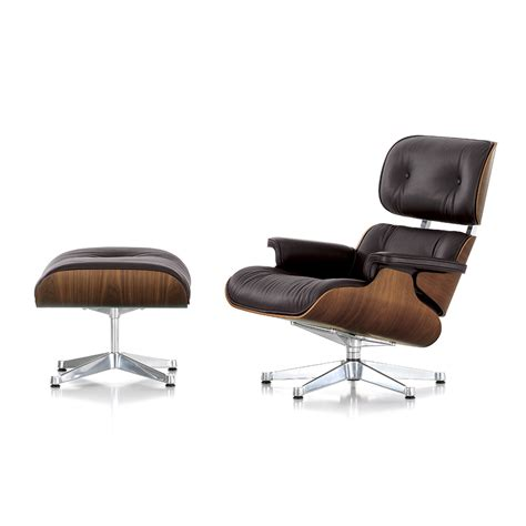 Eames Lounge Chair Sale by Buy Vitra Lch Eames Lounge Chair Ottoman Walnut