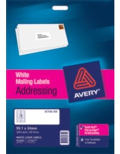 template for avery labels l7162 white address labels l7162