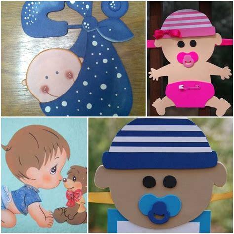 album de fotos de beb en foami decoraci 243 n y adornos para baby shower en foami
