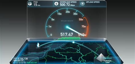 best internet speed test top 5 cities with fastest internet speeds in the world and