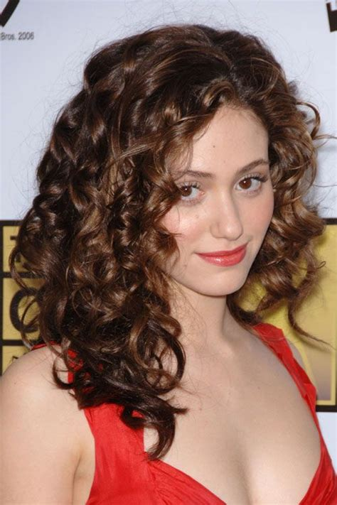 emmy rossum curly curly hair emmy rossum hair beauty pinterest emmy