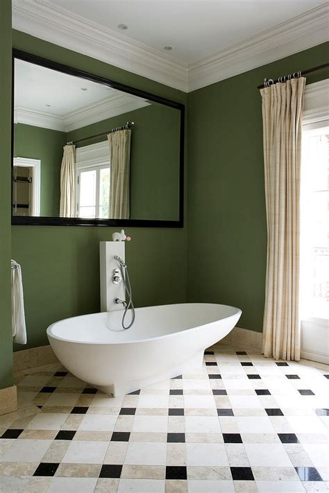 green bathrooms 20 refreshing bathrooms with a splash of green