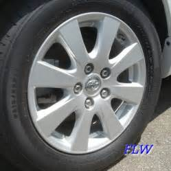 Toyota Rims 2010 Toyota Camry Oem Factory Wheels And Rims