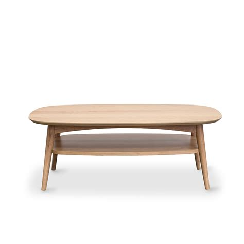 Coffee Tables With Shelf Oslo Coffee Table With Shelf Furniture By Design Fbd