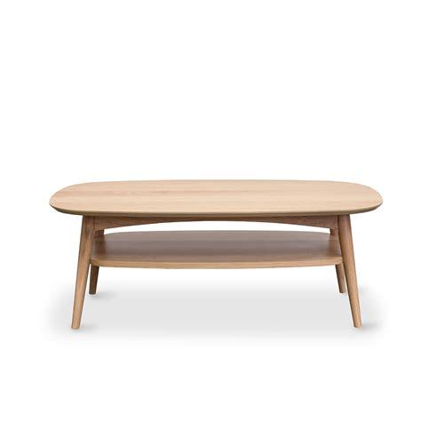 Oslo Coffee Table Oslo Coffee Table With Shelf Furniture By Design Fbd