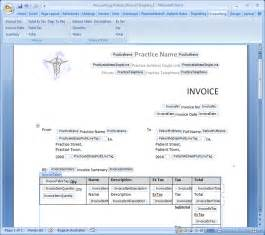 patient invoice template 10 best images of patient invoice template