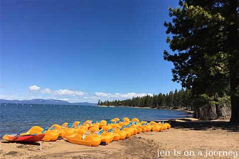 pedal boat south lake tahoe kayaking zephyr cove south lake tahoe jen is on a