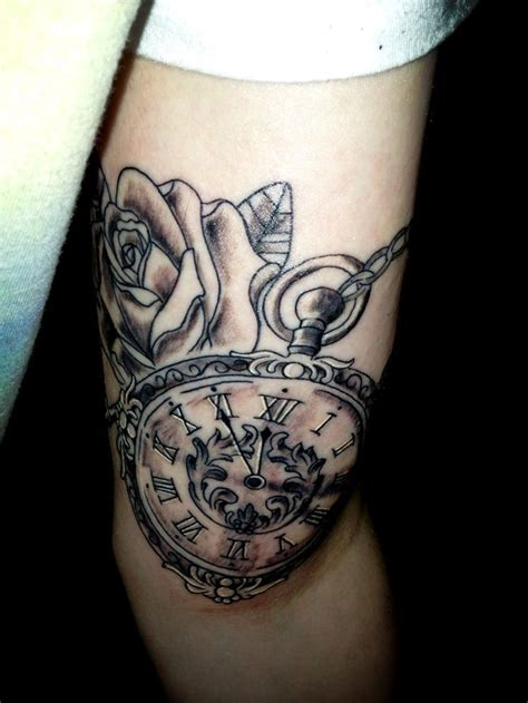 pocket watch tattoos pocket watch tattoos designs and