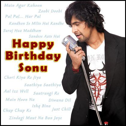 Download Mp3 Happy Birthday Song By Sonu Nigam | pin by utv motion pictures on happy birthday pinterest