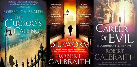 strike books based on the book the cormoran strike novels who will