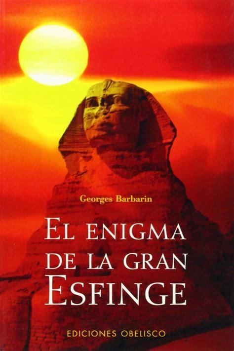 gratis libro el enigma del scriptorium para descargar el enigma de la gran esfinge georges barbarin libros gratis