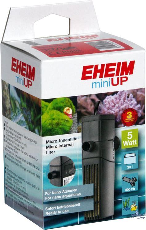 Filter Aquarium Eheim Mini Up eheim nano filter mini up