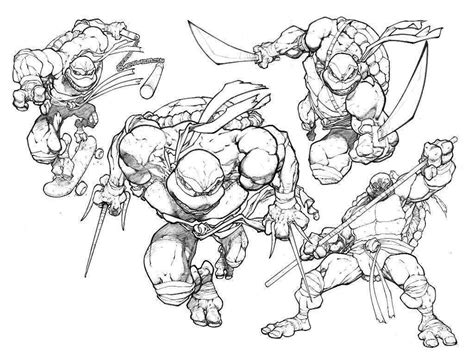 ninja turtles weapons coloring pages ninja turtles coloring pages bestofcoloring com