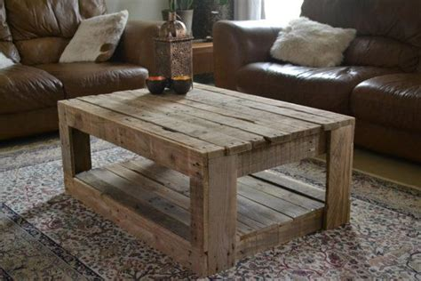 Diy Rustic Coffee Table Rustic Pallet Coffee Table Pallet Ideas Mesas Madeira And Furniture