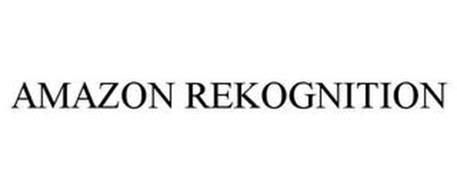 amazon rekognition amazon rekognition trademark of amazon technologies inc