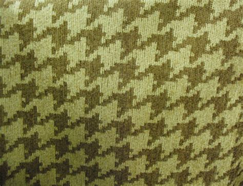 Light Brown And Cream Houndstooth Upholstery And By | light brown and cream houndstooth upholstery and by