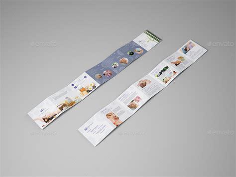 Panel Seven square mini brochure seven panel mockups by wutip