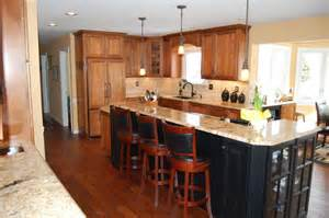 a big island traditional kitchen philadelphia by