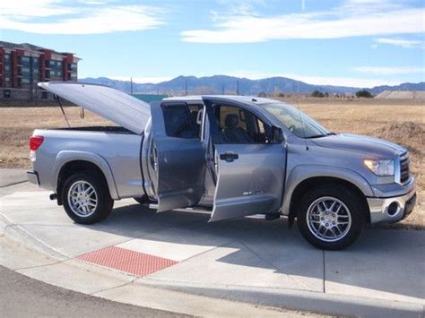 Toyota Tundra Packages Buy Used 2011 Toyota Tundra X Sp Package Sr5 Crew Cab