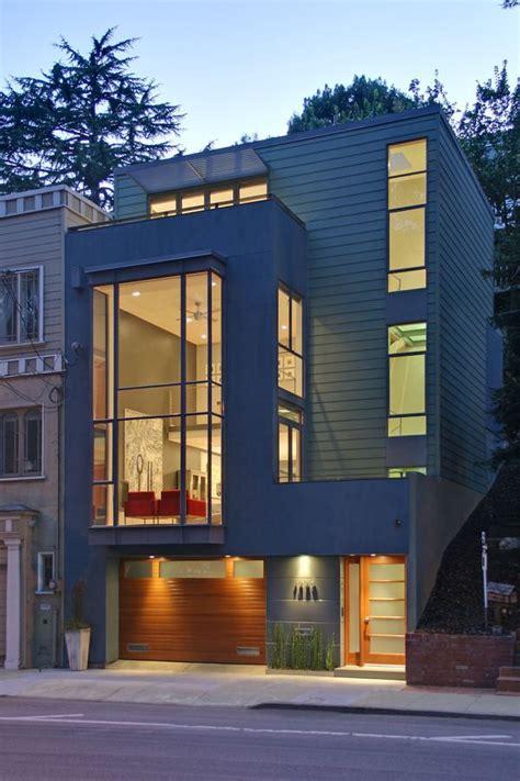 Modern San Francisco Home Residence Modern Exteriors