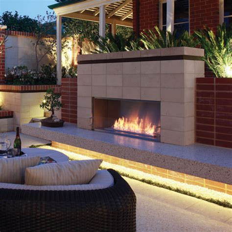 Outdoor Ventless Fireplace by Ecosmart Firebox 1200ss Modern Ventless Fireplace