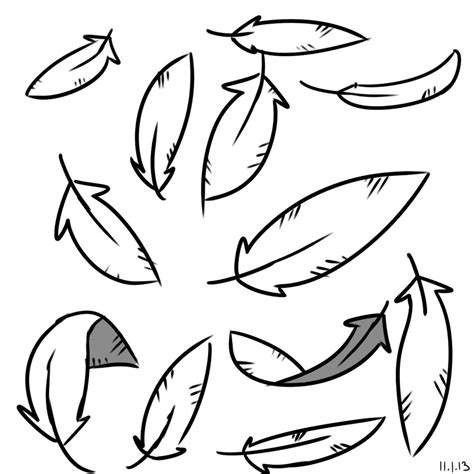 Pin Feather Coloring Pages On Pinterest Feathers Coloring Page