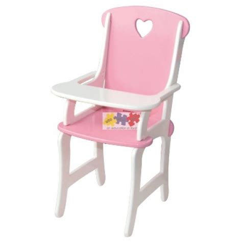 Doll High Chair by Dolls High Chair Viga Toys From Who What Why