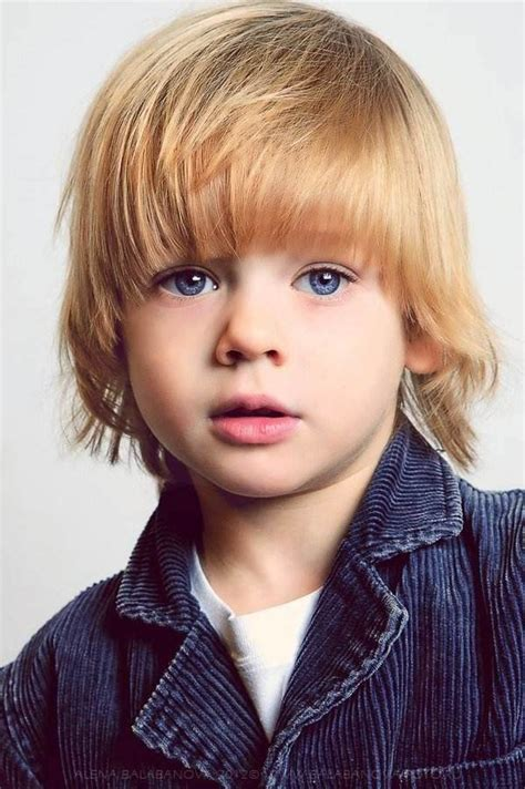 hair cut syle for 4 year old boy with long hair 23 trendy and cute toddler boy haircuts