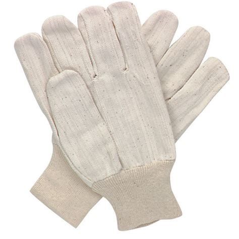 8 Pairs Of Mittens And Gloves by 5 Pair Cotton Gloves